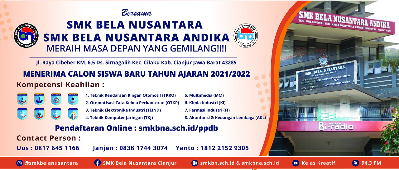 Informasi Pendaftaran